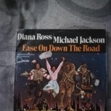 Discos de vinilo: DIANA ROSS/MICHAEL JACKSON THE WIZ. Lote 194363603