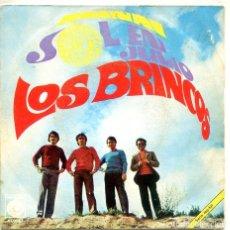 Discos de vinilo: LOS BRINCOS (SOLO CARATULA). Lote 194363890