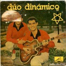 Discos de vinilo: DUO DINAMICO / RECORDANDOTE + 3 (EP 1959). Lote 194364023