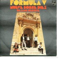 Discos de vinilo: FORMULA V / NUEVE SOBRE DIEZ / DEJAME DECIRTE (SINGLE 1970). Lote 194364426