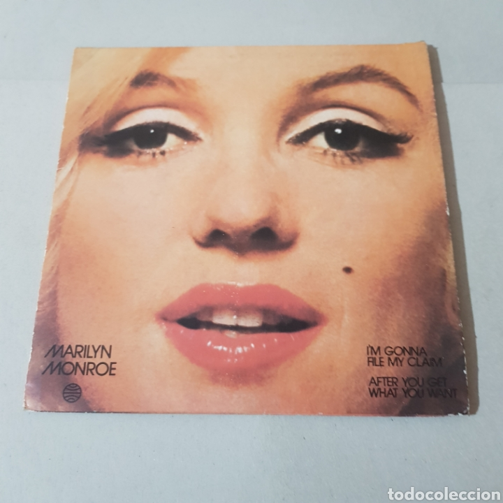Discos de vinilo: MARILYN MONROE - IM GONNA - FILE MY CLAIM - AFTER YOU GET - WHAT YOU WANT - Foto 5 - 194364923