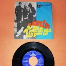 Discos de vinilo: THE BEATLES. THE BALLAD OF JOHN AND YOKO. EMI ODEON 1969. Lote 194373848