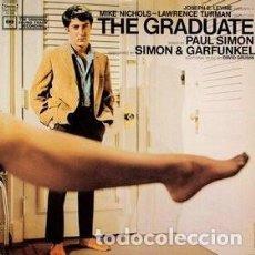 Discos de vinilo: LP JAPON - THE GRADUATE SOUNDTRACK - SIMON & GARFUNKEL. Lote 194378691