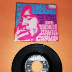 Discos de vinilo: THE SPENCER DAVIS GROUP. TIME SELLER. FONTANA RECORDS 1967. Lote 194378953