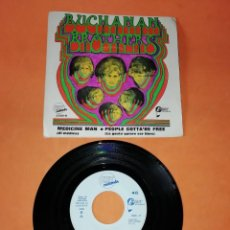 Discos de vinilo: THE BUCHANAN BROTHERS. MEDICINE MAN. EXIT RECORDS. 1970. Lote 194380416