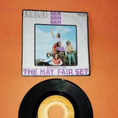 Discos de vinilo: THE MAY FAIR SET. RAIN RAIN RAIN. MISSISSIPI LINE. RCA VICTOR. 1971. Lote 194381682