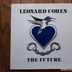 Discos de vinilo: LEONARD COHEN - THE FUTURE . Lote 194386291