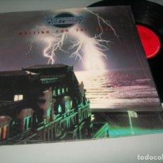 Discos de vinilo: FASTWAY - WAITING FOT THE ROAR ..LP DE 1986 CBS - EDICION ESPAÑOLA. Lote 194389038