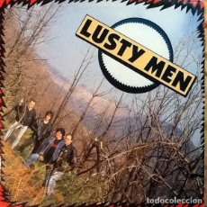 Discos de vinilo: LUSTY MEN LP GARAGE ROCK, PUNK, ROCK & ROLL. Lote 194389845