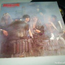 Discos de vinilo: WARLOCK - HELLBOUND...LP DE 1985 - CON DORO ..LP VERTIGO - 1987. Lote 194391066