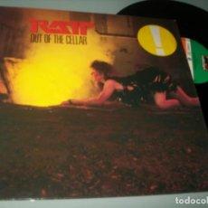Discos de vinilo: RATT - OUT OF THE CELLAR ...LP ORIGINAL DE 1984 - GERMANY - ATLANTIC .. Lote 194391720