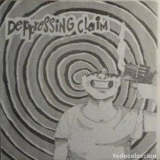 Discos de vinilo: DEPRESSING CLAIM, LUCHANDO CONTIGO, RADIO SURF, BABY BABY. Lote 194392358
