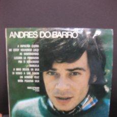 Discos de vinilo: ANDRES DO BARRO. A RAPACIÑA CHORA. LP BELTER 22.805. 1974.. Lote 194392823