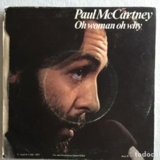 Discos de vinilo: PAUL MCCARTNEY ANOTHER DAY. Lote 194392928