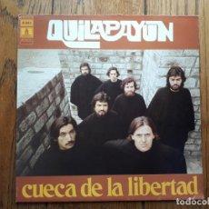 Discos de vinilo: QUILAPAYUN - CUECA DE LA LIBERTAD. Lote 194393460
