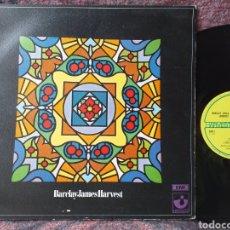 Discos de vinilo: BARCLAY JAMES HARVEST PRIMERA EDICION INGLESA 1970 SIN EL LOGO EMI EN LABEL. Lote 194393813