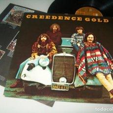Discos de vinilo: CREEDENCE CLEARWATER REVIVAL - CREEDENCE GOLD ...LP DE FANTASY - GERMANY CON ENCARTE. Lote 194394045