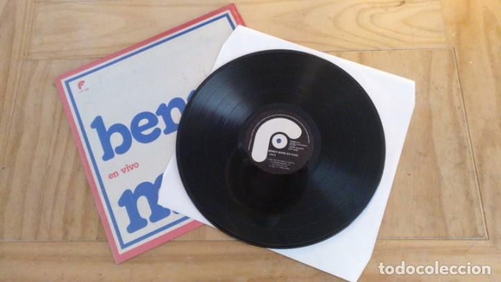 Discos de vinilo: Benny Moré - En Vivo - Edición Mexico - Foto 3 - 194394272