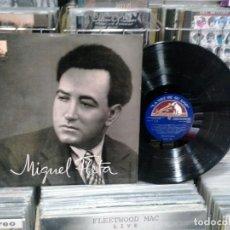 Discos de vinilo: LMV - MIGUEL FLETA. LA VOZ DE SU AMO 1958, REF. LCLP 130 . Lote 194394885