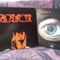 Discos de vinilo: BODKIN PRIMERA EDICION AKARMA NO BARCODE MAGNIFICO PROG. Lote 194395416