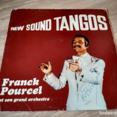 Discos de vinilo: NEW SOUND TANGOS - FRANCK POURCEL. Lote 194398925