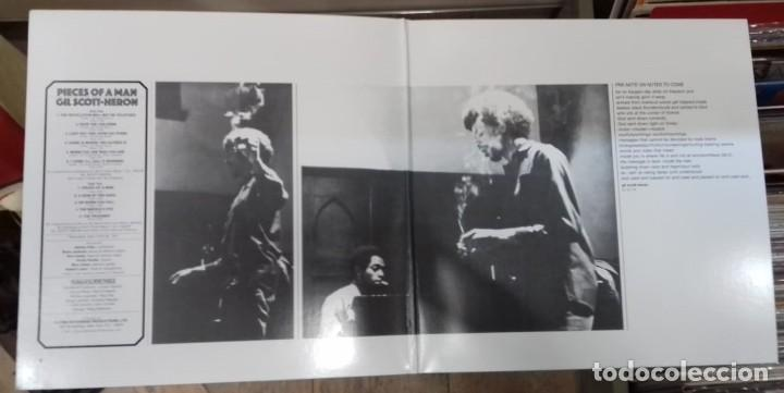 Discos de vinilo: GIL SCOTT-HERON - PIECES OF A MAN ED US 1971 - Foto 3 - 194403670