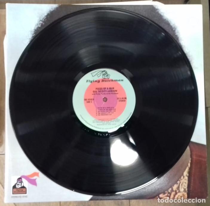 Discos de vinilo: GIL SCOTT-HERON - PIECES OF A MAN ED US 1971 - Foto 5 - 194403670