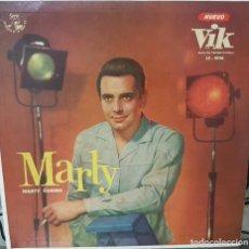Discos de vinilo: MARTY COSENS - LP - VIK - ARGENTINA - CARTÓN DURO - DISCO GRUESO EN BUEN ESTADO - RARO. Lote 194403812