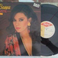 Discos de vinilo: ELSA BAEZA MUEVETE/QUIEN ES USTED? MAXISINGLE TWINS 1987. Lote 194404685