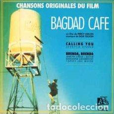 Discos de vinilo: JEVETTA STEELE - BAGDAD CAFE – CHANSONS ORIGINALE, SINGLE FRANCE 1988. Lote 194405032
