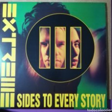 Discos de vinilo: DOBLE DISCO VINILO EXTREME-III SIDES TO EVERY STORY.. Lote 194407441