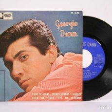 Discos de vinilo: DISCO EP DE VINILO - GEORGIE DANN / CAPRI SE ACABÓ - LA VOZ DE SU AMO - AÑO 1965. Lote 194489526