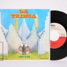 Discos de vinilo: DISCO EP DE VINILO - LA TRINCA L'ORGUE DE GATS - EDIGSA - AÑO 1977. Lote 194489545