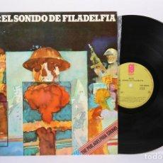 Discos de vinilo: DISCO LP DE VINILO - MFSB EL SONIDO DE FILADELFIA - PHILADELPHIA INTERNATIONAL RECORDS - AÑO 1974. Lote 194489687