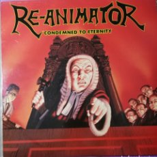 Discos de vinilo: DISCO VINILO RE-ANIMATOR-CONDEMNED TO ETERNITY.. Lote 194491070