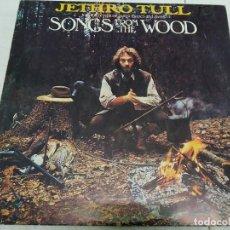 Discos de vinilo: JETHRO TULL – SONGS FROM THE WOOD---EDICION ESPAÑOLA. Lote 194491250