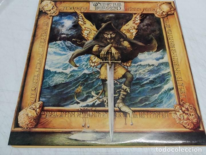 JETHRO TULL – THE BROADSWORD AND THE BEAST (LA ESPADA Y LA BESTIA)--EDICION ESPAÑOLA 1982 (Música - Discos - LP Vinilo - Pop - Rock - Extranjero de los 70)
