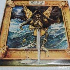 Discos de vinilo: JETHRO TULL – THE BROADSWORD AND THE BEAST (LA ESPADA Y LA BESTIA)--EDICION ESPAÑOLA 1982. Lote 194492080