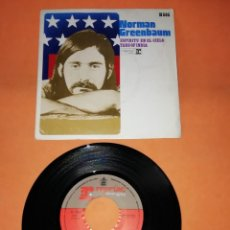 Discos de vinilo: NORMAN GREENBAUM. ESPIRITU EN EL CIELO. TARS OF INDIA. REPRISE RECORDS. 1970.. Lote 194492210