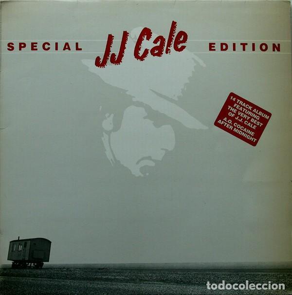 J.J. CALE – SPECIAL EDITION FOLK ROCK, BLUES ROCK, COUNTRY BLUES (Música - Discos - LP Vinilo - Pop - Rock - Extranjero de los 70)