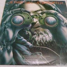 Discos de vinilo: JETHRO TULL – STORMWATCH---EDICION ESPAÑOLA 1982. Lote 194493187