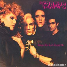 Discos de vinilo: THE CRAMPS ‎– SONGS THE LORD TAUGHT US -LP-. Lote 194494940