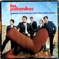 Discos de vinilo: LOS PEKENIKES (SOLO CARATULA). Lote 194495050