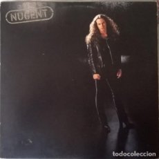 Discos de vinilo: TED NUGENT ‎– NUGENT LP SPAIN 1982 ROCK HEAVY. Lote 194496601
