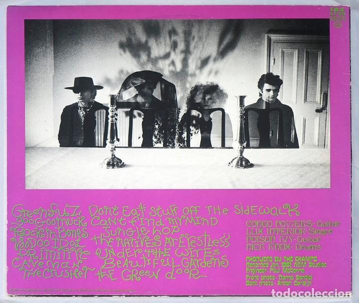 Discos de vinilo: The Cramps – Psychedelic Jungle -LP- - Foto 2 - 194497160