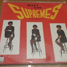 Discos de vinilo: DISCO VINILO LP THE SUPREMES. Lote 194497302