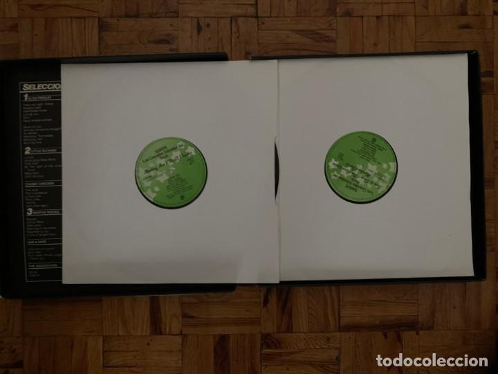 Discos de vinilo: Las grandes estrellas del rock - caja con 10 LPs - Foto 4 - 194498643