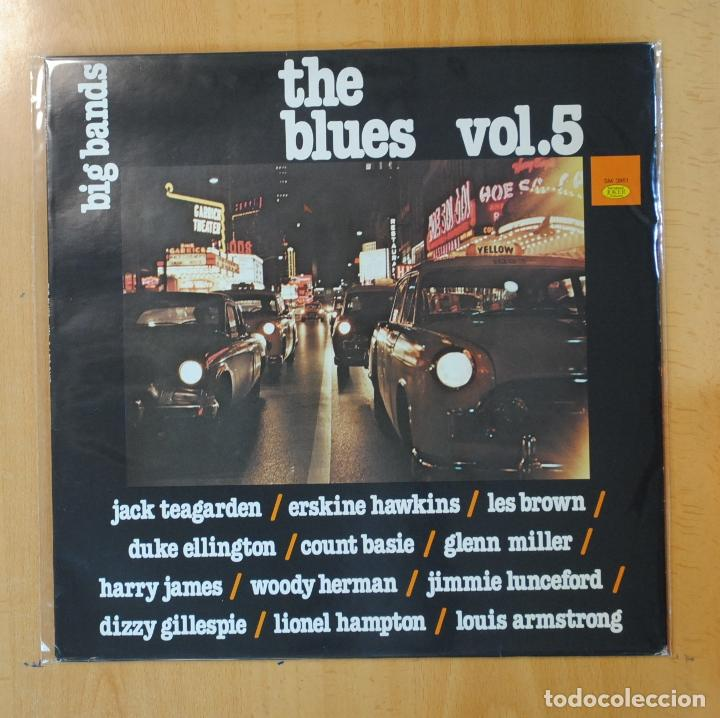 VARIOS - BIG BANDS / THE BLUES VOL. 5 - LP (Música - Discos - LP Vinilo - Jazz, Jazz-Rock, Blues y R&B)