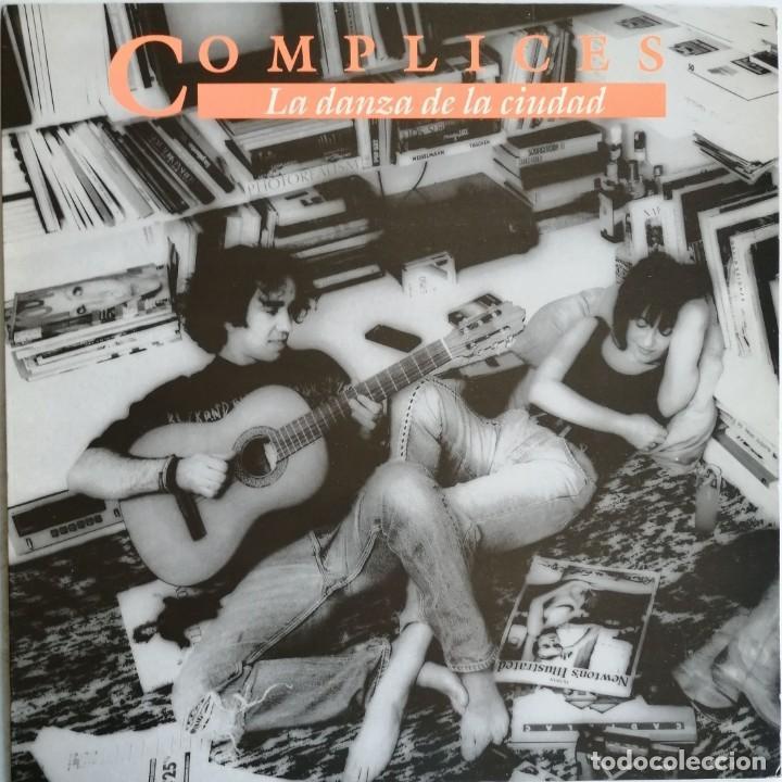 COMPLICES* – LA DANZA DE LA CIUDAD, RCA, BMG ARIOLA ESPAÑA -PL 74624 (5C) (Música - Discos - LP Vinilo - Grupos Españoles de los 90 a la actualidad)