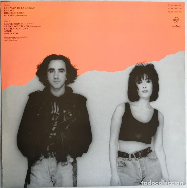 Discos de vinilo: Complices* – La Danza De La Ciudad, RCA, BMG Ariola España -PL 74624 (5C) - Foto 2 - 194501131